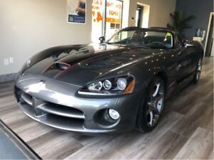 2010 Dodge Viper SRT10/FINAL EDITION/CERAMIC COATING/LOW MILEAGE