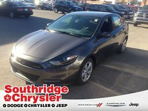 2015 Dodge Dart SXT-HEATED SEATS, REAR VIEW CAMERA, REMOTE START