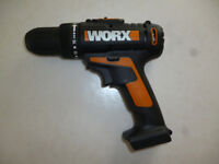 WORX DRILL, DRIVER, 20 VOLT, POWERSHARE, BRAND NEW, BARE UNIT