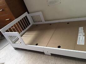 Brand new Toddlers bed