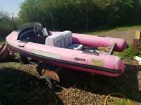 Boat rib