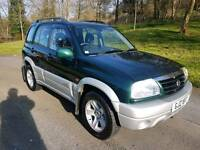 Suzuki grand vitara 4x4 2 litre petrol very clean jeep