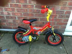 Boys first bike great condition