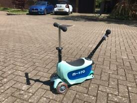 4 in 1 micro scooter (Green)