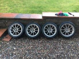 """Sparco Wheels 17"""" NEED THESE GONE"""