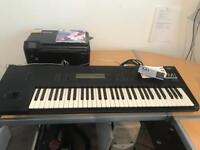 Korg M1 synthesizer keyboard for sale