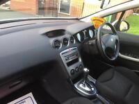 Peugeot 308 1.6 petrol hatchback (2011)