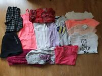 Bundle of Girl's Clothes (51 items) – 4-5 years
