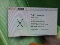 iMac (27-inch, Mid 2010); 3.2 GHz Intel Core 3; 8GB 1067 MHz DDR3; ATI Radeon HD 5670 512 MB