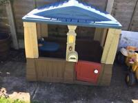 Step 2 tidy cottage playhouse