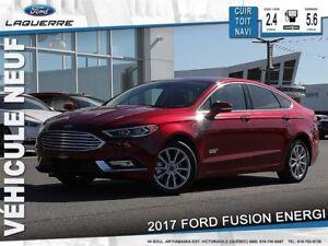 2018 Ford Fusion Energi Titanium LF