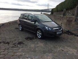 Vauxhall zafira sri 7 seater manual 1.8