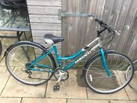 Ladies Town bike, Lovely condition, Serviced, Free D-Lock, Lights, Delivery