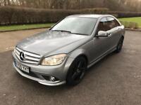 Mercedes Benz C350 CDI 2009 95k **P/X WELCOME/SWAPS**