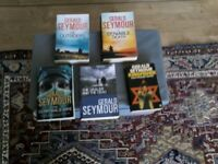 Gerald Seymour Novels, free offer