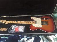 Fender deluxe telecaster