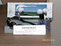 GOLF BALL MONOGRAMMER