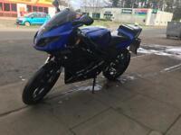 Raiju rs2 125cc