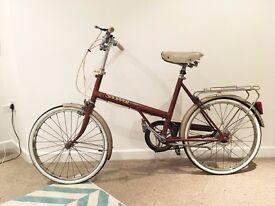 Vintage Raleigh Twenty Shopper - Open to reasonable offers