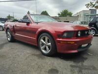 2007 FORD MUSTANG GT / CS CALIFORNIA SPECIAL