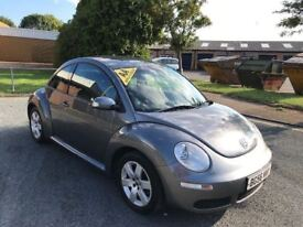 2006 Volkswagen Beetle 1.6 luna 12 months mot/3 months parts and labour warra...