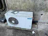 Scrap / spares free JE outdoor refridgeration unit