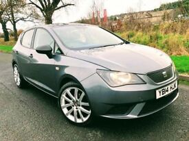 ✅2014 Seat Ibiza 1.2 TDI Ecomotive👉👉FINANCE FROM £31 A WEEK👈👈