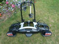 Thule velo compact 925 tow bar bike rack