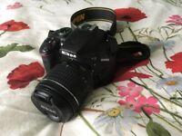 Nikon D3400 battery charger strap manual 614 shots taken