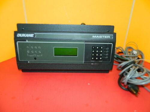 DUKANE 24A715 MASTER TIME PROGRAM CLOCK CONTROLLER