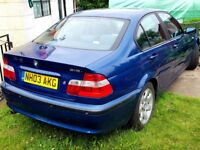 BMW E46 Auction Sale, Best offer ends on Sunday, Get a car for a bargain price