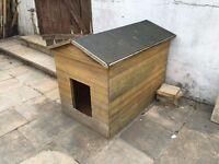 HUGE dog kennel