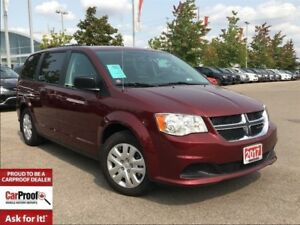 2017 Dodge Grand Caravan *SXT*U CONNECT HANDS FREE COMM*REMOTE S