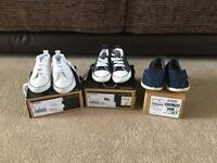 Boys shoes- Converse and TOMS