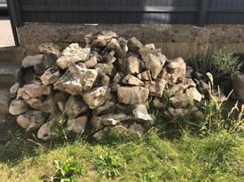 Garden feature rocks- FREE TO COLLECTORS