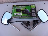 Twin Towing Mirror Kit