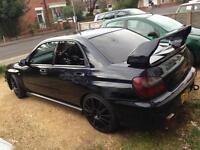 Subaru Impreza non turbo (12 months mot till Feb 2018) sell or swap £2000