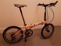 DAHON PRO 24 Gears Folding Bike better then Brompton