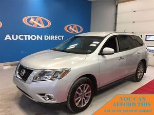 2013 Nissan Pathfinder SV, 7PASSANGER, FINANCE NOW!