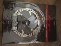 TRP hydraulic disc brake rotor 160mm