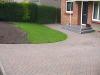 Looking for a landscaping squad (specialising in paving driveways)