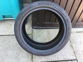245 40 18 tyre (Mercedes, BMW, Audi, Lexus)