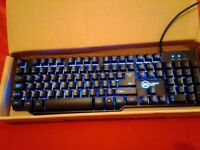 Element Gaming Illuminated keyboard