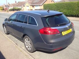 Vauxhall Insignia ecoflex Estate 2,0L May take px