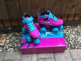 SFR Vision GT Roller Skates Size 13J