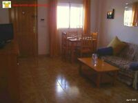 Costa Blanca, 2 bedroom townhouse, sleeps 4, air conditioning, English TV, in gated complex (SM011)