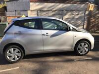 Toyota Aygo 1.0 VVT-i X- play 5 door manual mileage 17K only