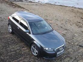 Audi A3 sline tdi sell/swap/offers