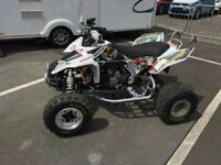 2006 Suzuki LTR 450r Road Legal Moted and Ready to Ride No Swaps YZ YZF CR KX KXF Banshee Raptor Ltz