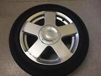 Ford Fiesta Alloy Wheel 195,50,R15